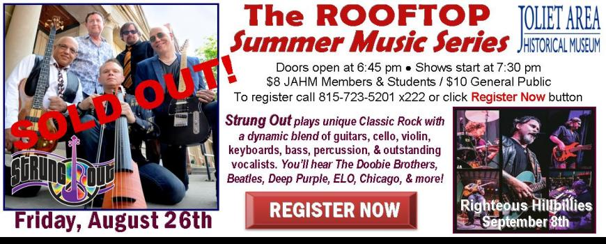 2016 Rooftop Music Series