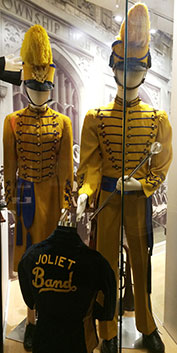 Strike Up the Band! Joliet Museum Exhibit